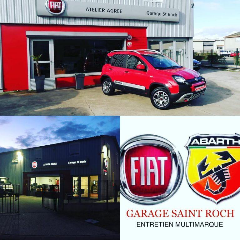 garage saint roch